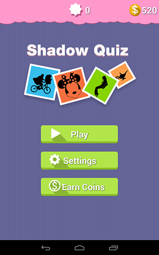 Guess The Shadow Quiz::By fes games