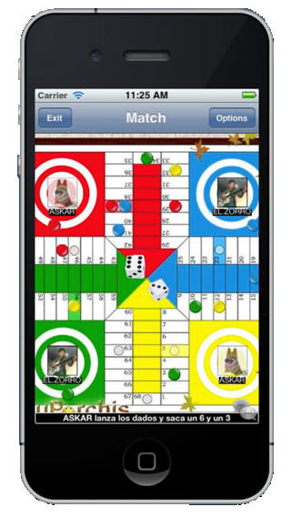 Parchis UsuParchis::By UsuJuegos
