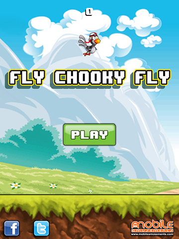 Fly Chooky Fly::By Mobile Amusements