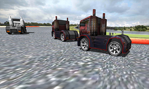 HeavyTruckSpeedRacing::By Gamayun productions