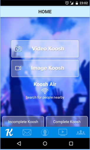Koosh App::By Koosh Ltd