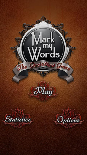 Mark My Words::By Kostas Nikoloudis