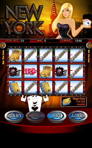 New York Slot Machine HD::By CasinoApps1234
