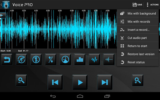 Voice PRO::By A&amp