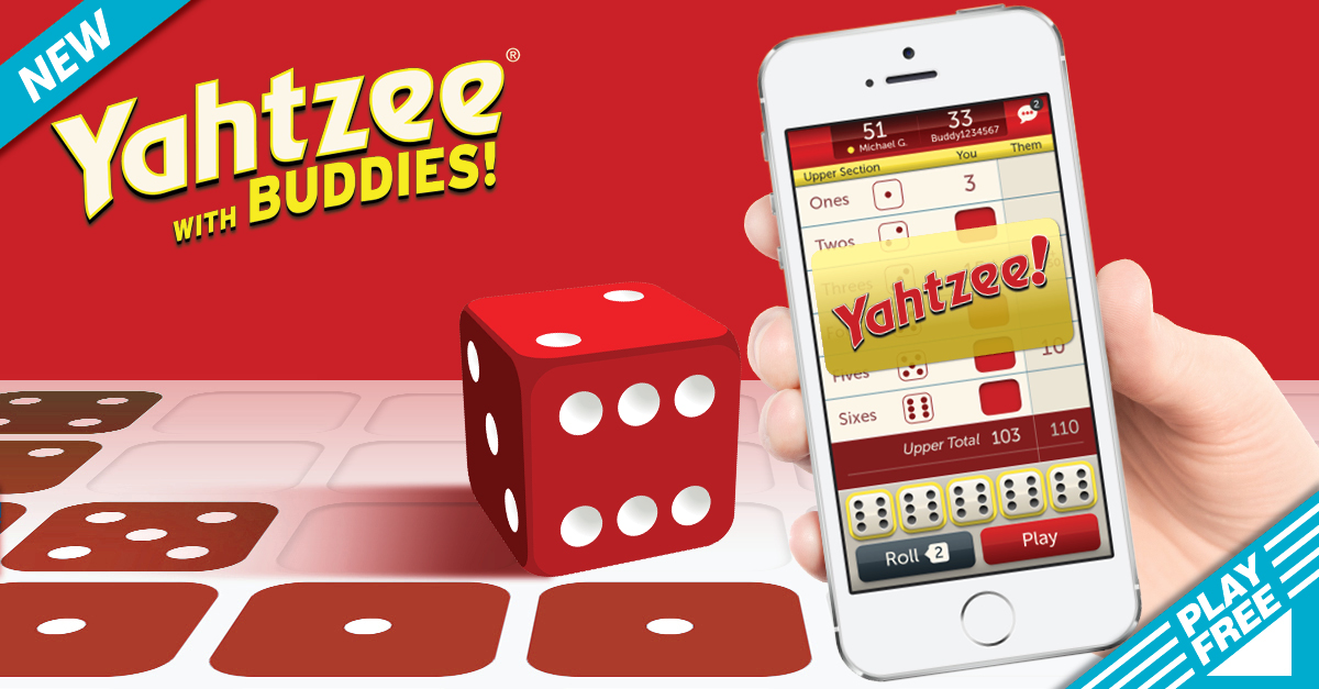 Yahtzee with Buddies App ::By Scopely- Switch Color - 4 Pics 1 Word