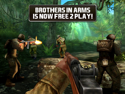 Brothers in Arms 2 Global Front::by Gameloft