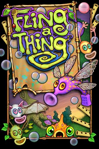 Fling a Thing::by Big Blue Bubble