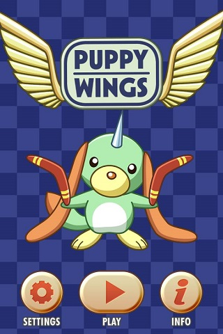 Puppy Wings::By Saito Games