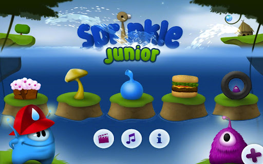 Sprinkle Junior::by Mediocre