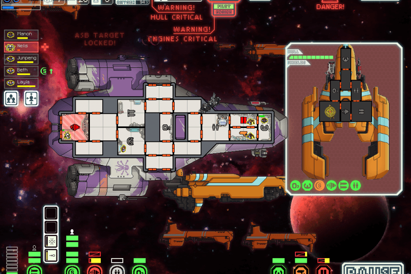 FTL: Faster Than Light::By Subset Games