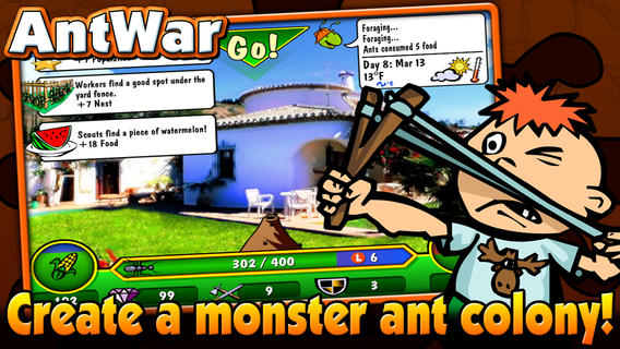 Ant War (Official)::By Anarchy Enterprises