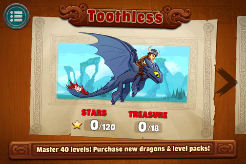 Dreamworks Dragons TapDragonDrop::by Prodigy Design