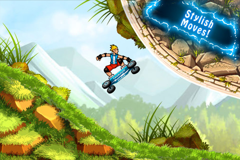 Extreme Skater::by Miniclip