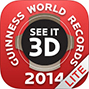 Guinness World Records 2014 – Augmented Reality Lite game review