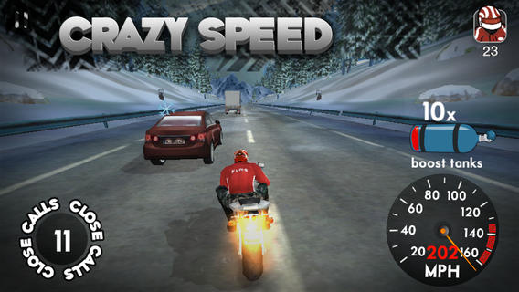 Highway Rider::By Battery Acid Games