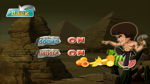 Kung Food Fighter::By BSE Associates Ltd
