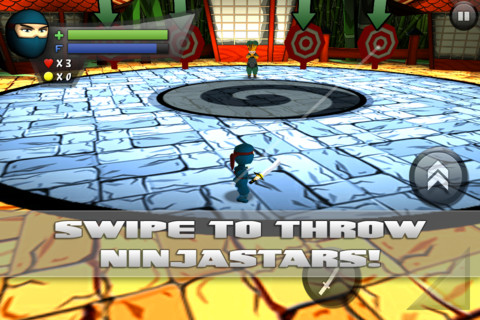 Ninja Guy HD::By Immunity Studios LTD
