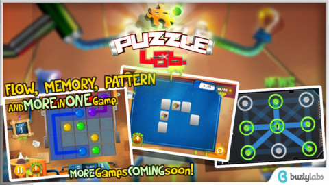 Puzzle Lab::By Buzly Labs Ltd.