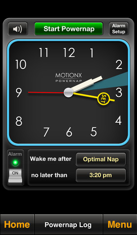 Sleep by MotionX::By MotionX™
