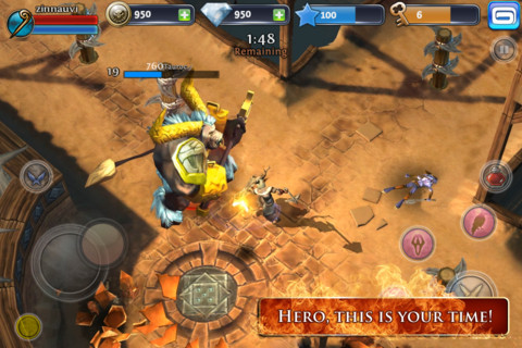 Dungeon Hunter 3::by Gameloft