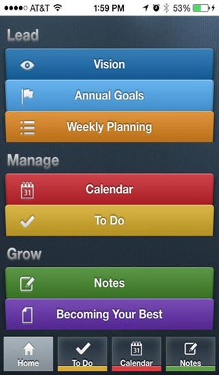 Life Organizer::By Becoming Your Best