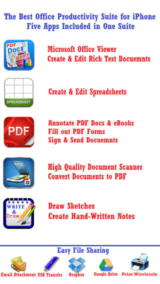 myOffice - Microsoft Office Edition, Office Viewer, Word Processor and PDF Maker::By Masalasoft (Pvt) Limited