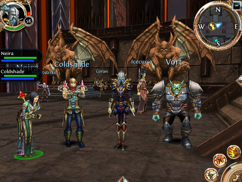 Order and Chaos Online::by Gameloft